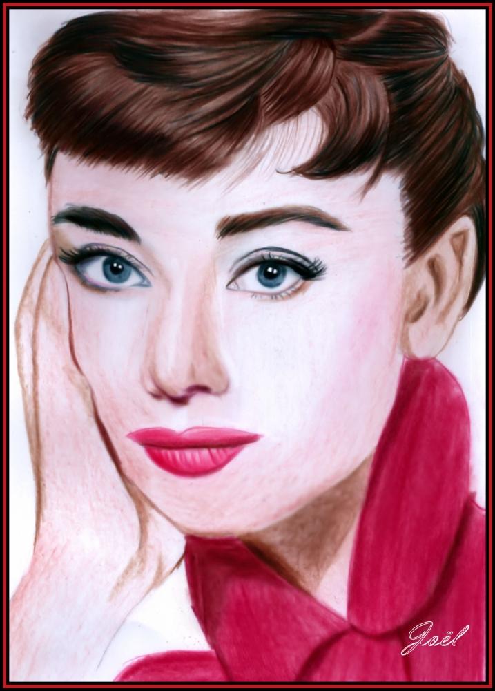 Audrey Hepburn par klk68